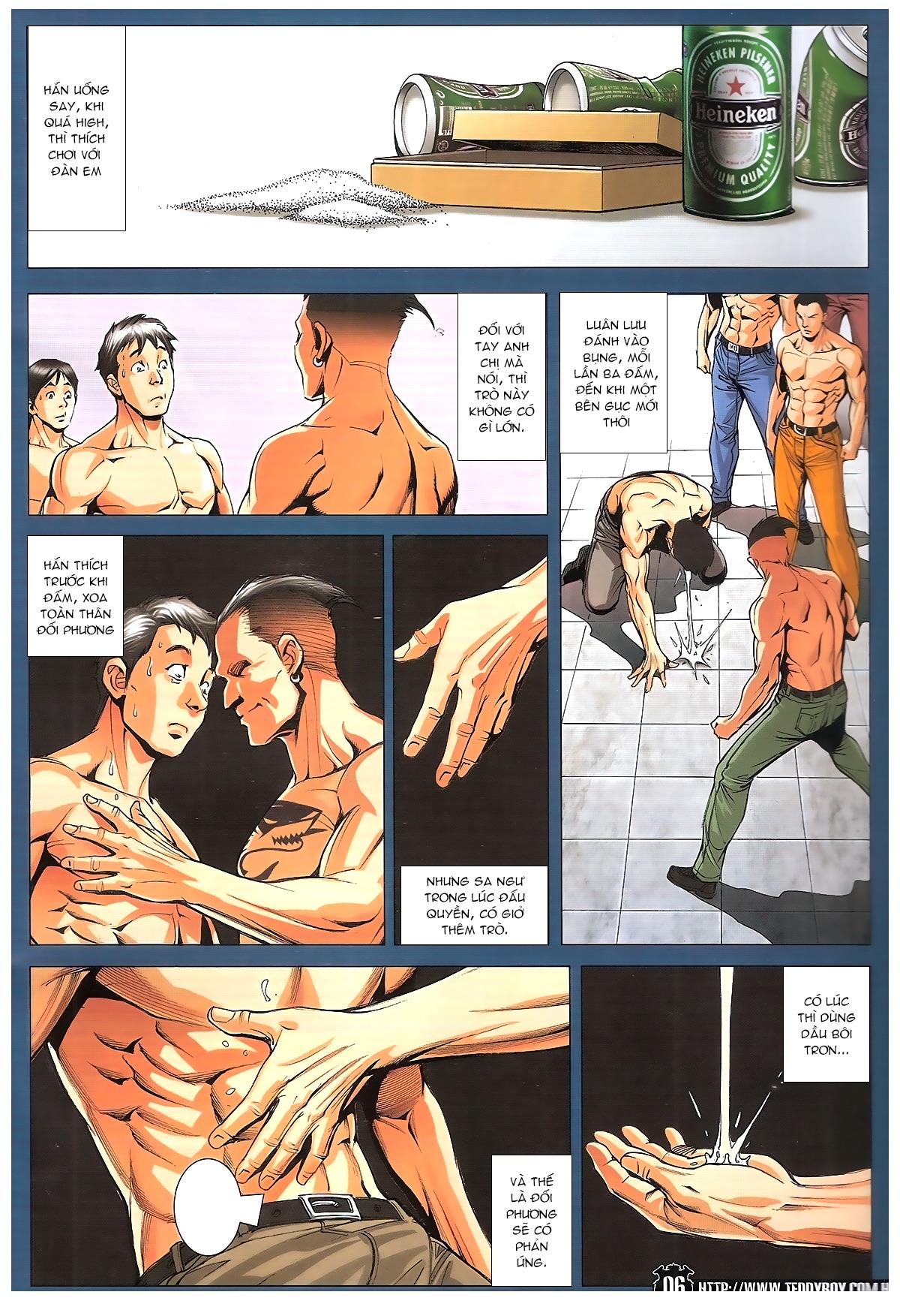 Người Trong Giang Hồ chapter 1762: đánh nát y văn hoa trang 5