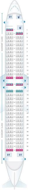 Sitzplan Corendon Airlines Boeing B737 800, boeing 737 800 sitzplan, sitzplan boeing 737 800, 737 800 sitzplan, sitzplan 737 800