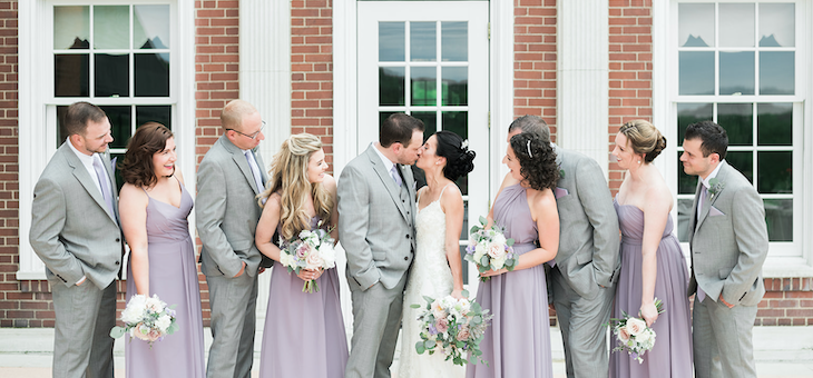 A Must-See Pittsburgh Pennsylvania Wedding
