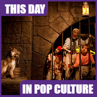 The Pirates of the Caribbean ride opened in Disneyland on March 18, 1967.