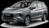 Mitsubishi XPander Warna Abu Grey