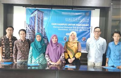 Fisip Unismuh Makassar Gelar Dialog Publik