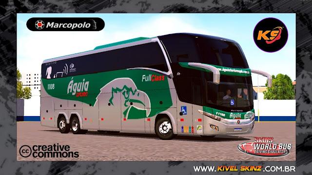 PARADISO G7 1600 LD - VIAÇÃO ÁGUIA TURISMO