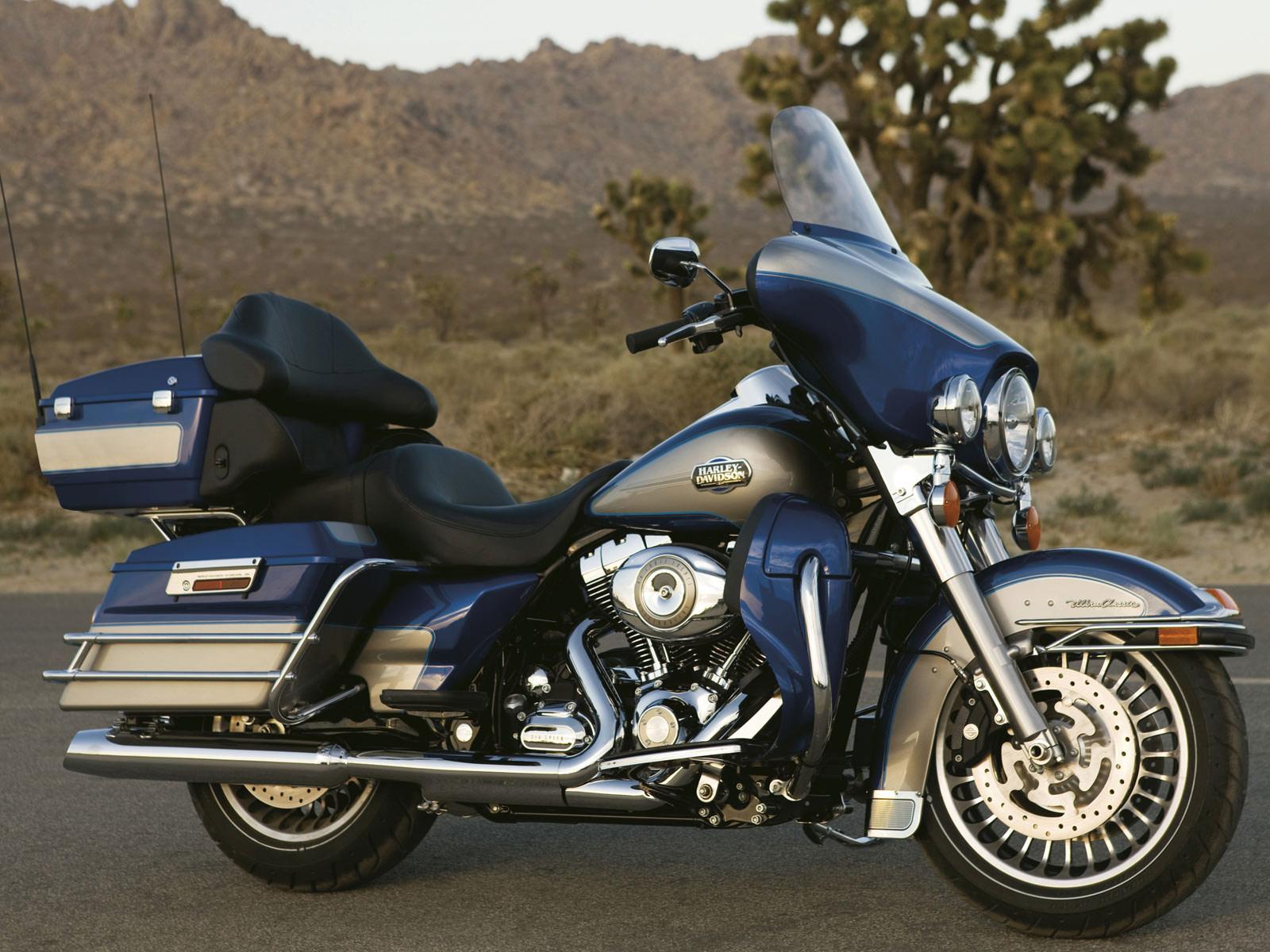 Harley Davidson Flhtcu Ultra Classic Electra Glide 2009