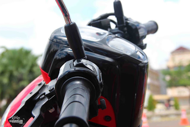 Rem All New Honda Scoopy Pontianak | kaharsan