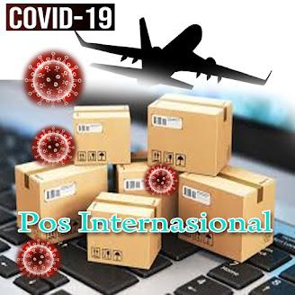 Pos Internasional di saat pandemi Covid 19