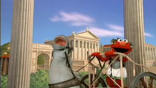 Sesame Street Elmo's World Getting Dressed