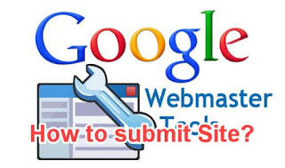 How to submit site in google search console?