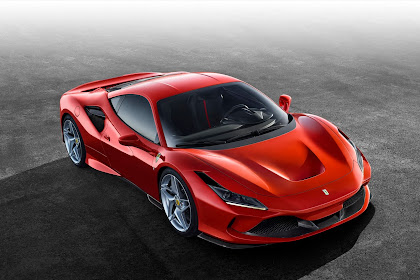 Ferrari F8 Tributo Replaces the 488 GTB