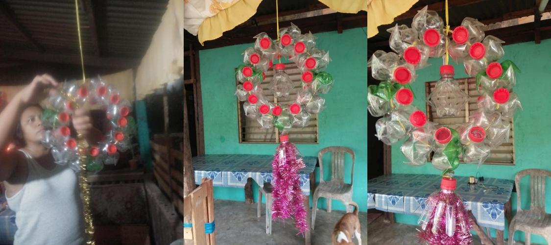 Bata Nalungkot Matapos Hindi Tanggapin ng Kanyang Titser Ang Parol at Sinabihan na Pangit ang Pagkagawa.