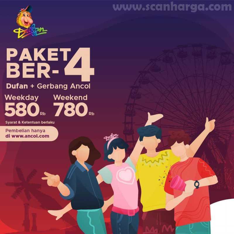 Promo Dufan Tiket Reguler Periode Juli 2020 5
