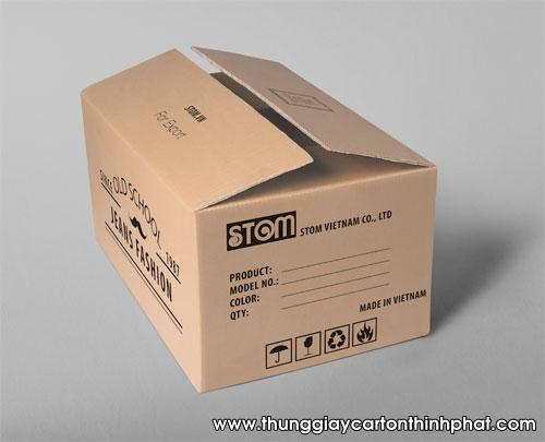 Công dụng đặc điểm thùng carton 7 lớp