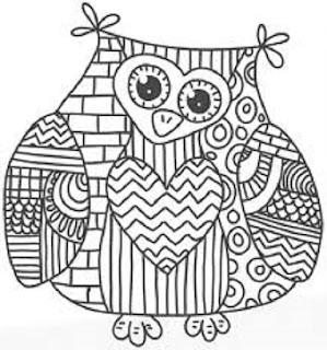 Pintura em tecido riscos desenhos de corujas