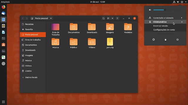 tema-dark-modo-escuro-noite-apps-shell-theme-ubuntu-gnome-yaru-tweak-ajustes