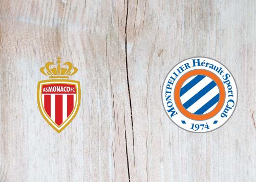 Monaco vs Montpellier -Highlights 18 October 2020