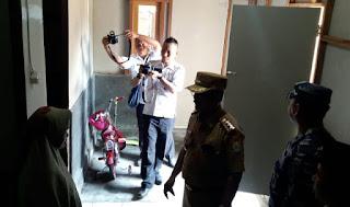 Bupati Cirebon  Mengapresiasi Suksesnya Kegiatan Karya Bhakti TNI AL Di Bungko Lor