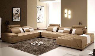kain kulit sofa