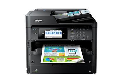 Epson WorkForce Pro ET-8700 Driver Download Windows, Mac, Linux