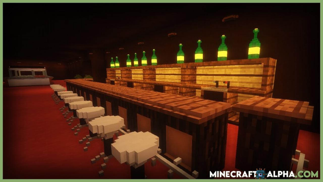 Minecraft LittleTiles Mod 1.17.1/1.12.2 (Custom Mini Blocks - Decoration Mod)