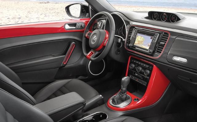 2018 Volkswagen  Beetle Interior