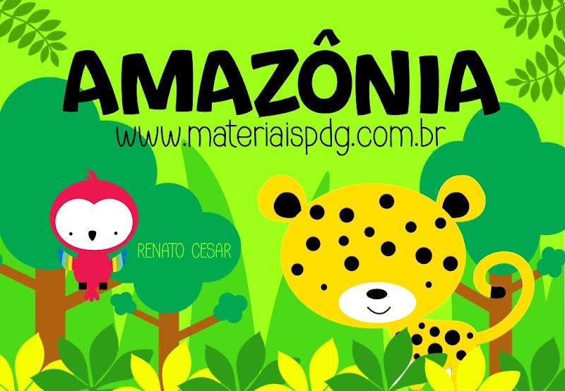 AMAZÔNIA - LIVRINHO COM JOGO DA MEMÓRIA E COROA
