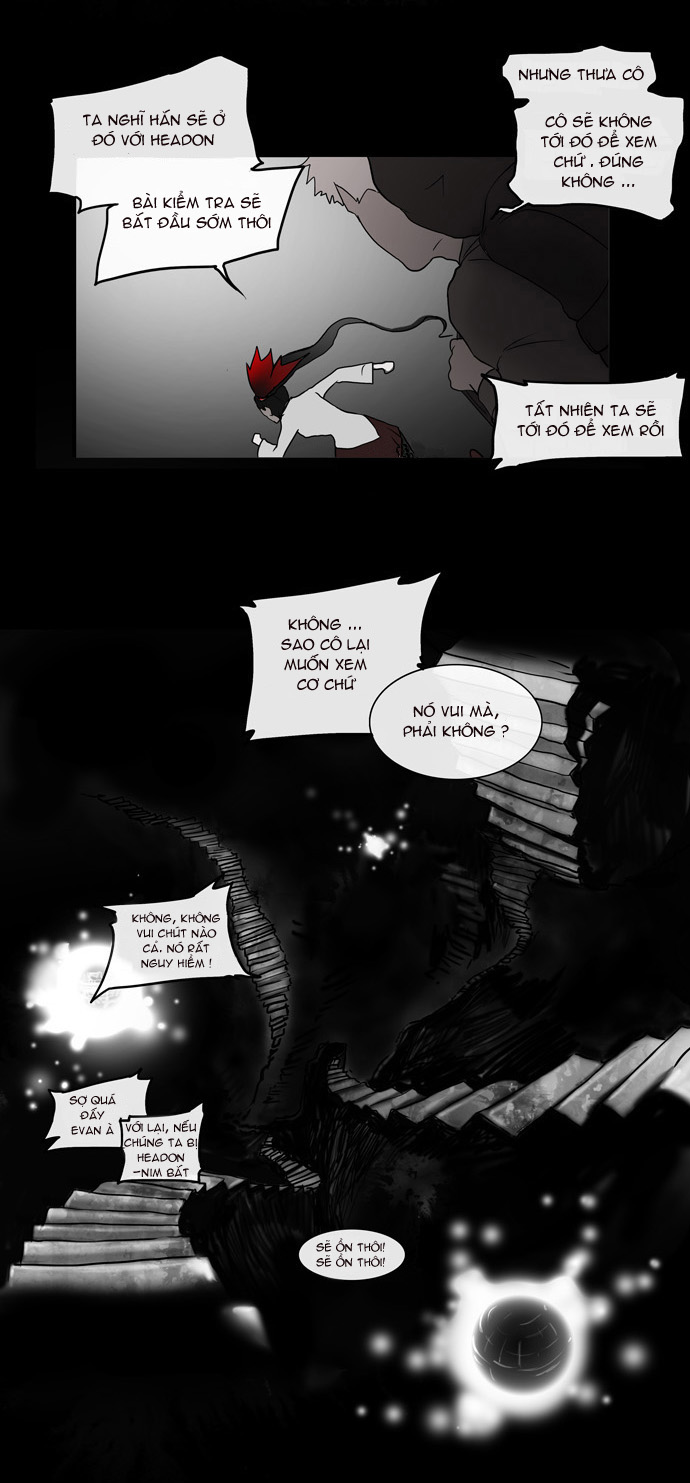 Tower of God chapter 2 trang 2