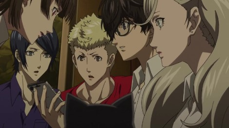 Persona 5 the Animation – Episódio 15