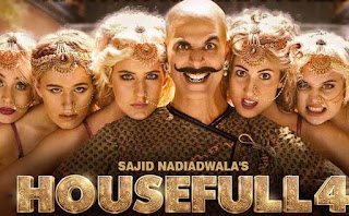 Housefull 4 review cas box office collection