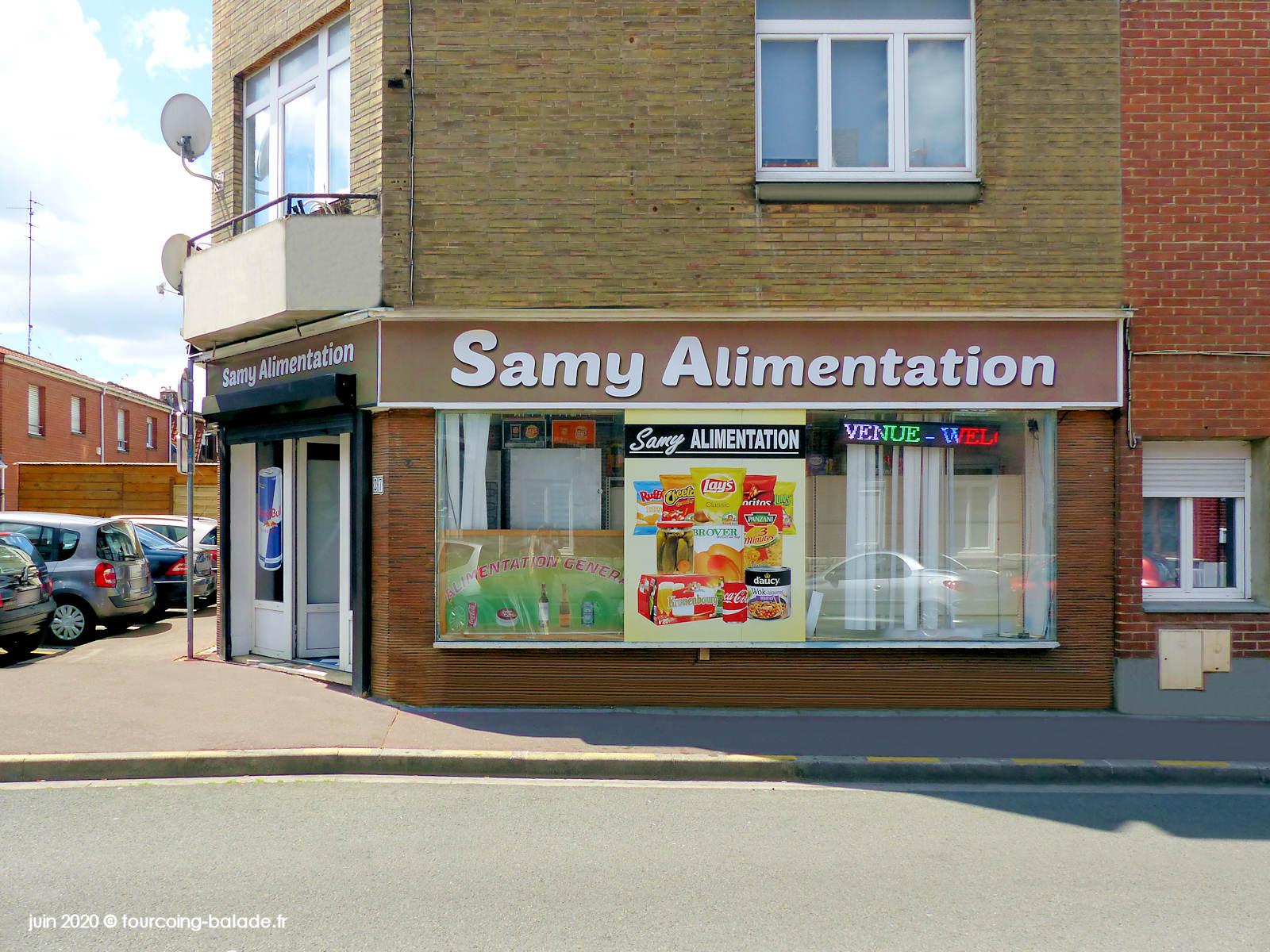 Samy Alimentation, Tourcoing Belencontre, 2020
