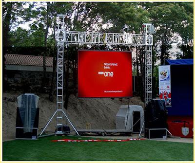 Nhà phân phối màn hình led p3 outdoor giá rẻ tại Gia Lai