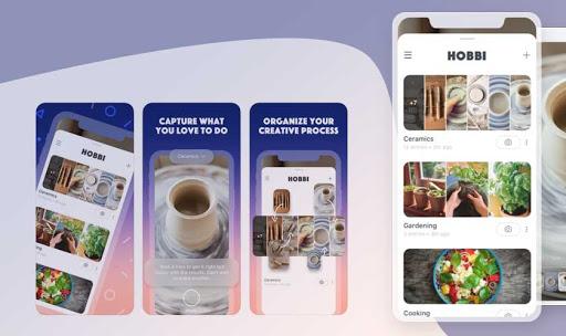 فيسبوك تطلق تطبيق Hobbi الشبيه بمنصة Pinterest