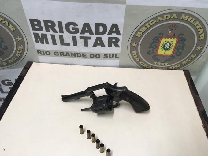 Brigada Militar realiza três prisões no bairro Fátima em Cachoeirinha