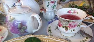 Strawberry & Vanilla Tea