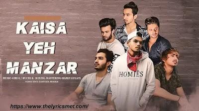 KAISA YEH MANZAR | D Abdul | Adnaan, Faisu, Hasnain, Faiz, Saddu | United Diamonds 22