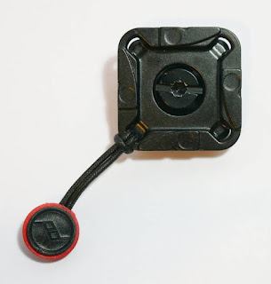 tripod baseplate with attached anchor