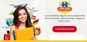 Cadastrar Gincana Compactor 2019 Concorra iPads, Viagens e Prêmios