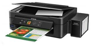 economical printing of color and black and white documents with direct printing without PC Epson L456 Driver Downloads