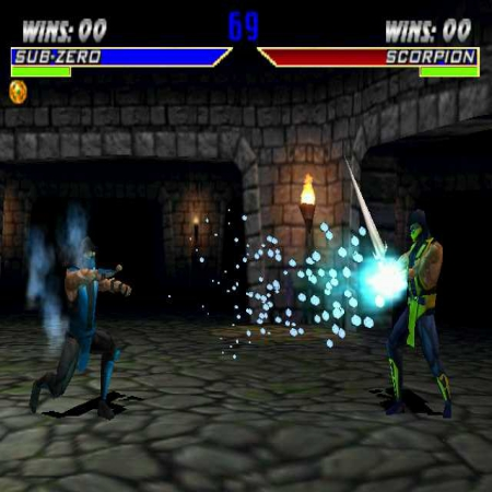 Mortal Kombat 4 Free Download For PC