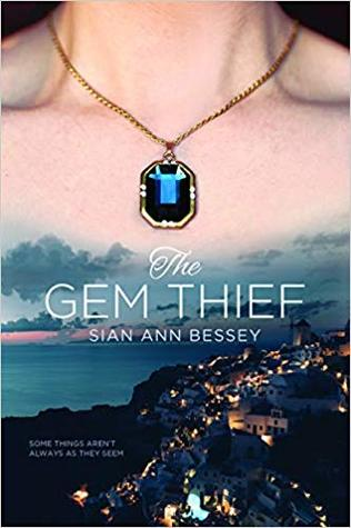 Heidi Reads... The Gem Thief by Sian Ann Bessey