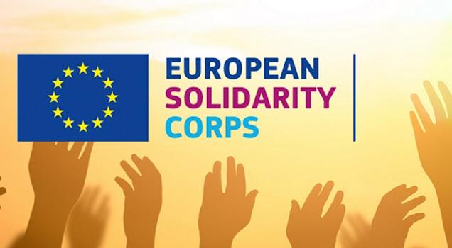 فرصة للتطوع داخل تجمع التضامن الأوربي European Solidarity Corps