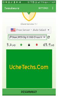 MTN Tweakware Free Browsing