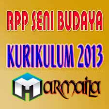 RPP Kurikulum 2013 SMP Seni Budaya Lengkap Kelas 7, 8 dan Kelas 9