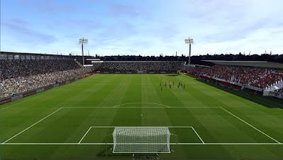 PES 2020 Stadium Stadio Giovanni Zini