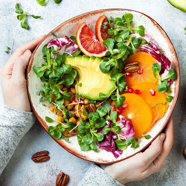 Manfaat Kesehatan Dari Mengikuti Pola Makan Nabati Infokita