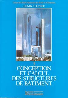 Conception et calcul des structures de bâtiment - Tome 3