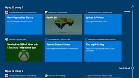 Tìm hiểu các mẹo mới và phím tắt để bạn có thể khai thác hiệu quả hơn Windows 10.