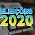 CALENDÁRIO ELEITORAL DE 2020