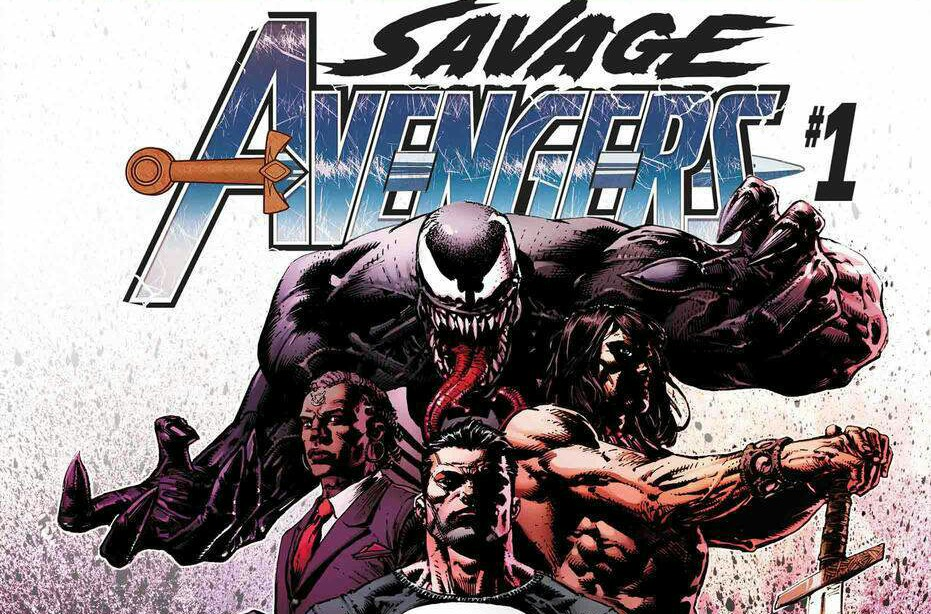 Conan The Barbarian, Wolverine, Punisher And Venom Joins Marvel's Avengers