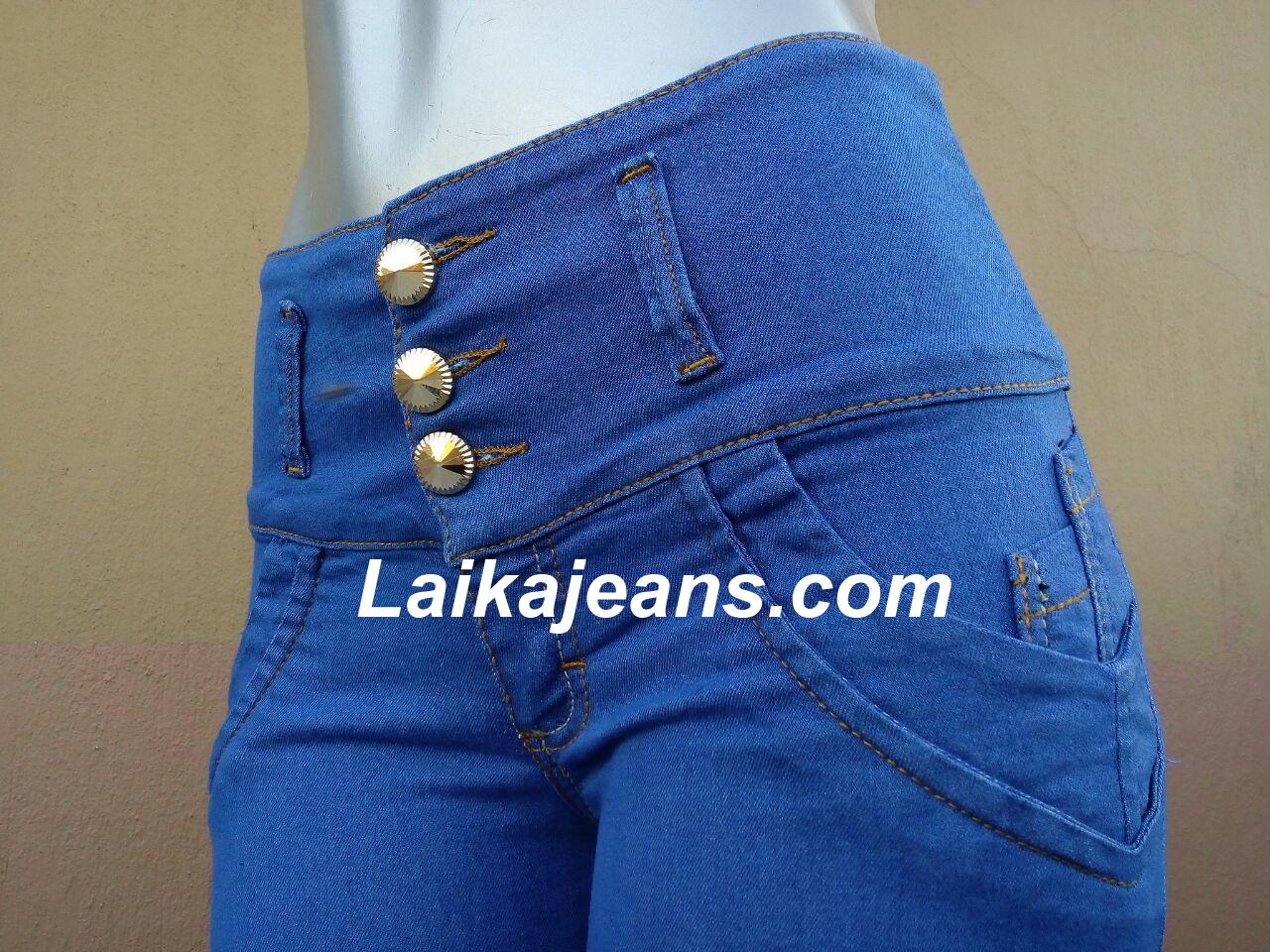 Jeans Para Dama Push Up Skinny Realza Tu Figura 2021 Laika Jeans Pantalon Corte Colombiano Levanta Pompis De Mayoreo En Mexico