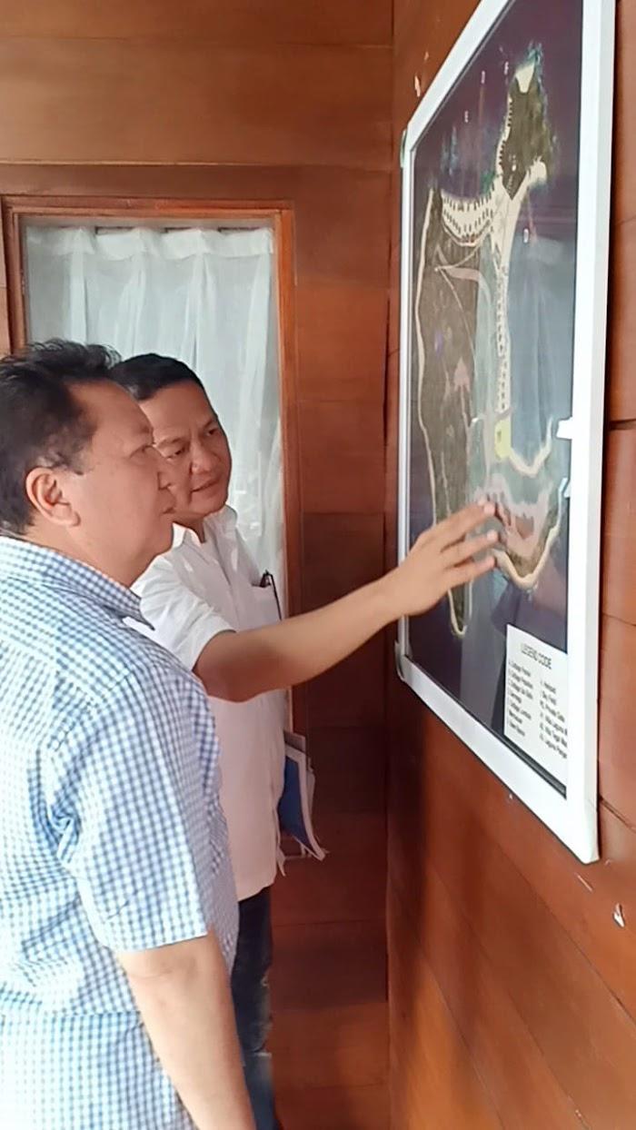 Kunjungi Tegal Mas Pesawaran, Pj. Gubernur Boytenjuri Optimistis Pariwisata Tingkatkan Perekonomian Lampung